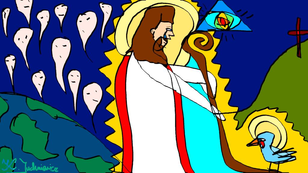 Decyzja (Chrystusa - Syna Bożego)