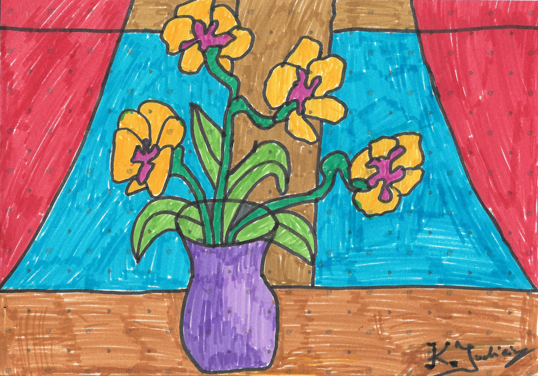 Kwiaty dla Van Gogha